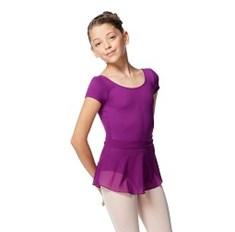 חצאית רשת קצרצרה לילדות ALISA