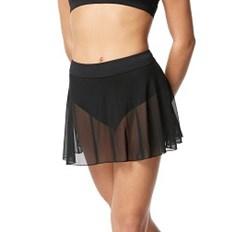 חצאית ריקוד לילדות SYDNEY עם תחתון מחובר