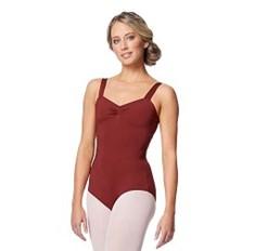 בגד גוף CADINA עם כתפיות רחבות לנשים