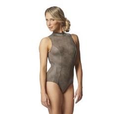 בגד גוף דמוי עור Arlette