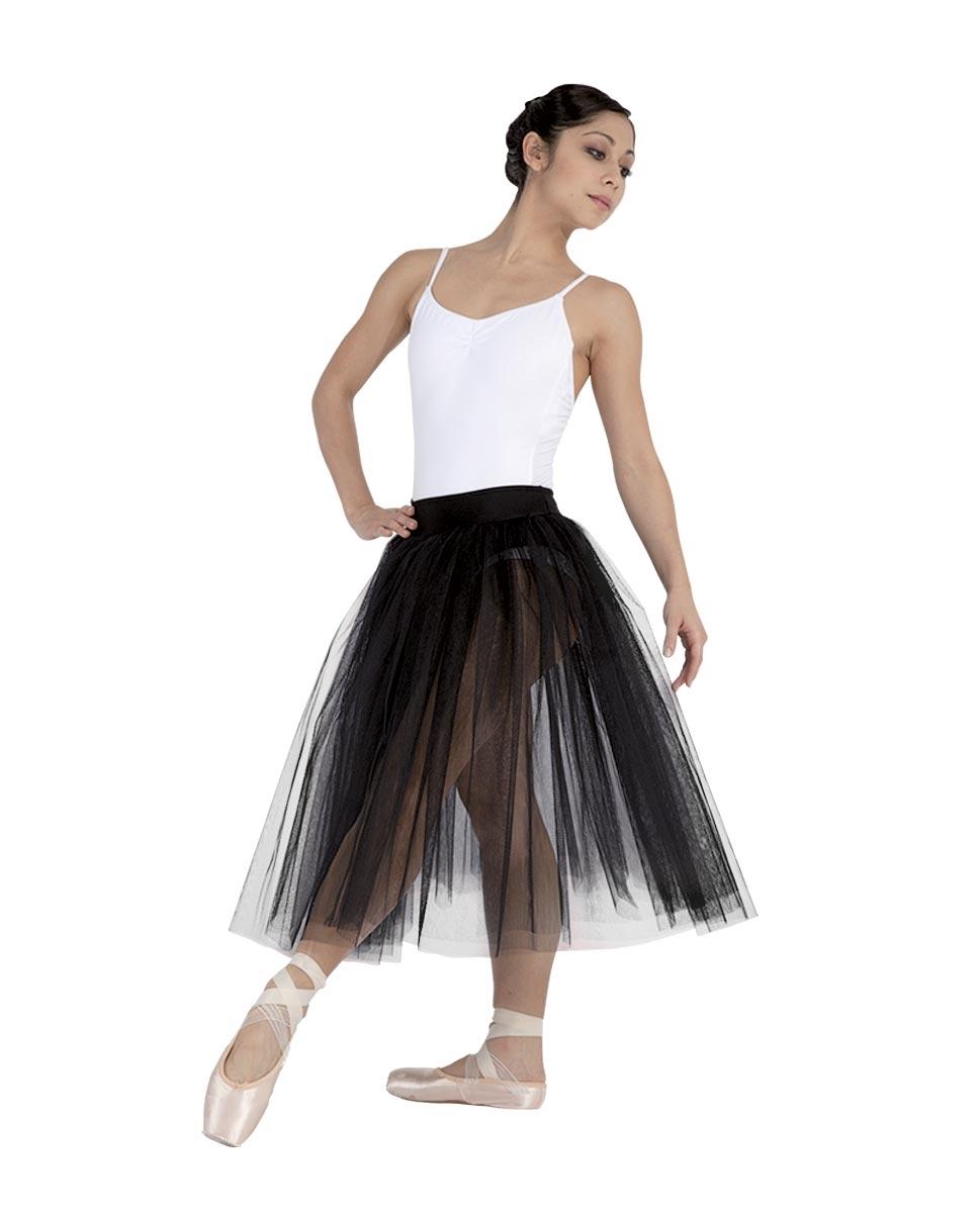 חצאית רומנטית של פלום
