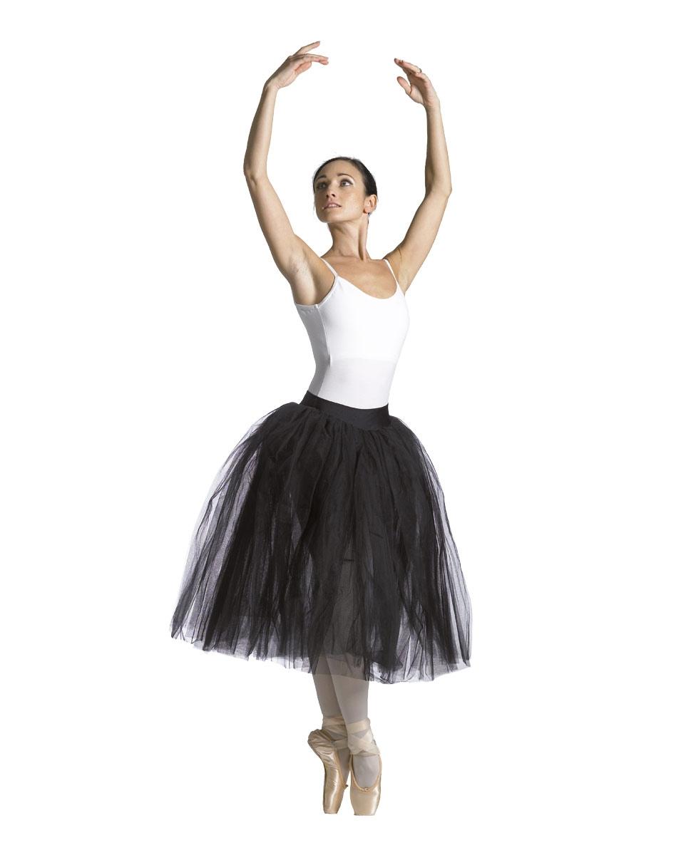 חצאית של אינטרמצו עם 4 שכבות