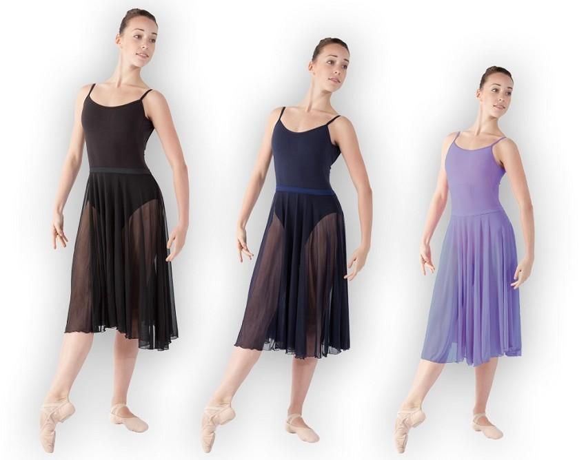 חצאית ארוכה לבלט
