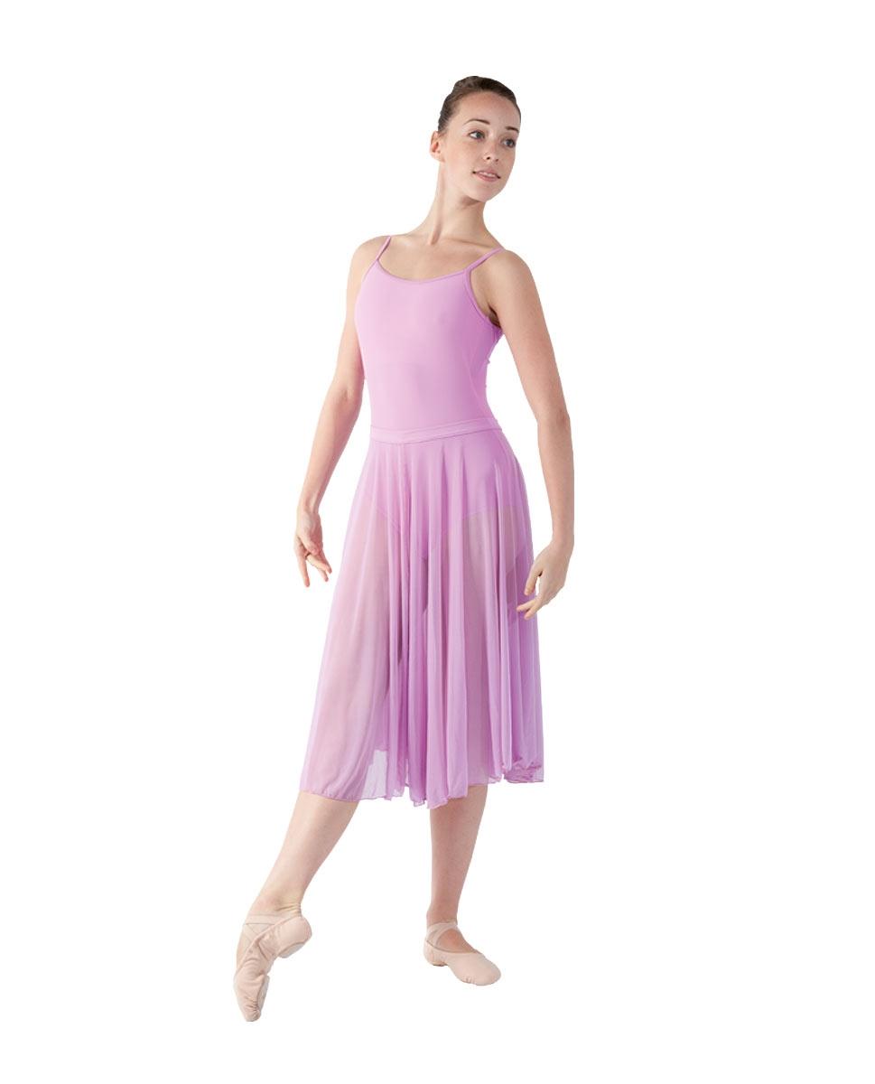 חצאית בלט של פלום מרשת אלסטית
