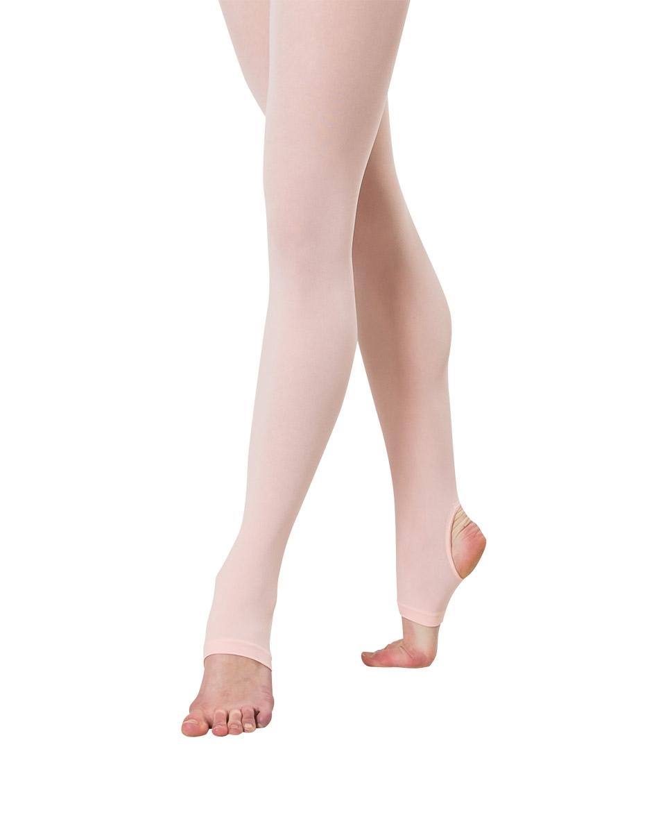 גרביון ריקוד עם רגלית